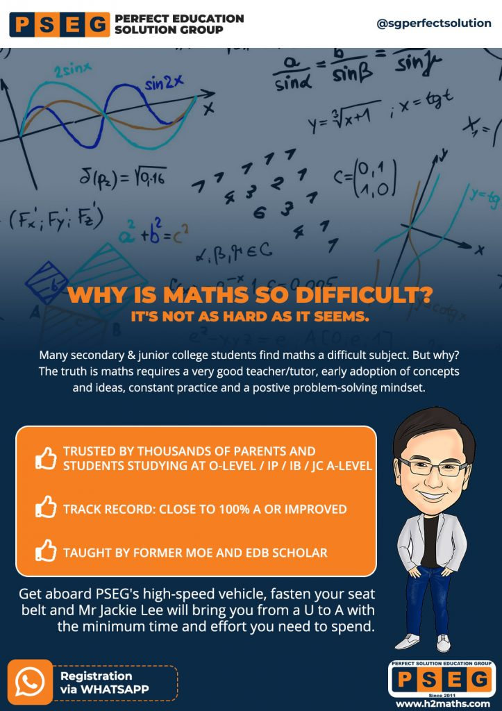 Why is maths so difficult?