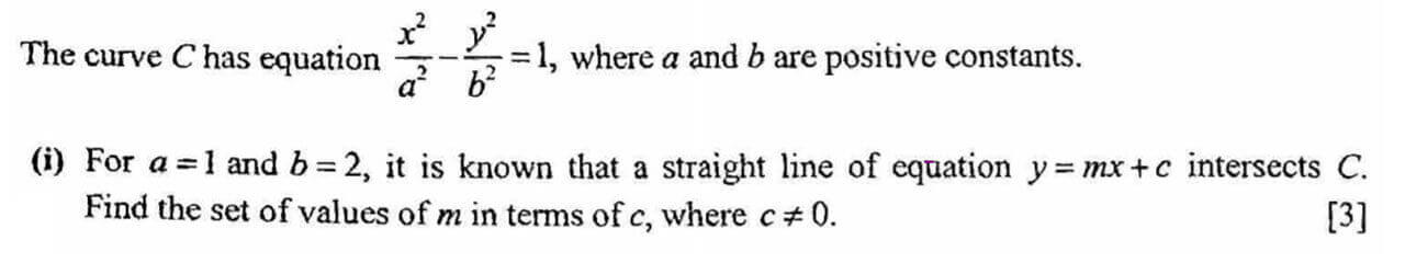 2020 DHS Year 6 Mid-Term CT Q1(i) Question