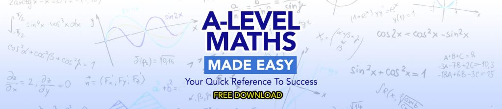 Download FREE 2021 A Level Maths Made Easy